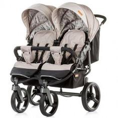 Carucior Gemeni Twix 2018 Frappe - Carucior copii 2 in 1 Chipolino