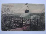 Carte postala Resita (Caras-Severin, Banat) RESICZA 1909, Circulata, Printata