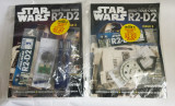 2 reviste DeAgostini Star Wars Build your own R2-D2, nr. 3 si 5