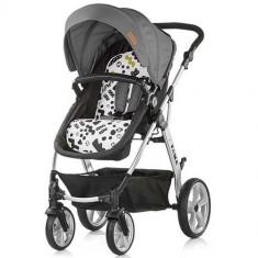 Carucior Fama 2018 Grey - Carucior copii 2 in 1 Chipolino