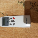 Telecomanda aer conditionat AMSTRAD ORIGINALA, IMPECABILA ( AC )