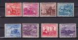 ROMANIA 1943  LP 156 I  CENTENARUL ARTILERIEI SERIE MNH, Nestampilat