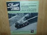 REVISTA SPORT SI TEHNICA NR:12 ANUL 1970