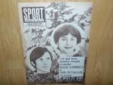 REVISTA SPORT NR:12  ANUL 1980  NADIA COMANECI