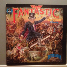 ELTON JOHN - CAPTAIN FANTASIC AND THE BROWN..(1975/MCA REC/WEST GERMANY) - VINIL - Muzica Rock