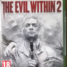 The Evil Within 2, XBOX One, original!, Sporturi, Multiplayer, 3+