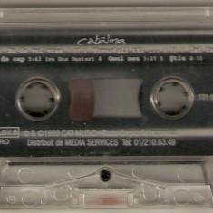 Vand caseta audio Catalina Toma-Catalina, originala, raritate - Muzica Hip Hop cat music, Casete audio