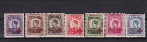 ROMANIA 1946  MIHAI  SERVICIUL  PRIZONIERILOR DE RAZBOI  SERIE  MNH