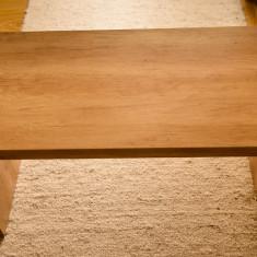 Birou Mobexpert - lemn natur