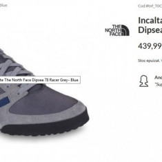 Adidasi The North Face Dipsea 78 Racer - Incaltaminte outdoor The North Face, Marime: 41