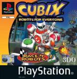 Cubix - Robots for everyone - Race N Robots - PS1  [sECOND HAND], Multiplayer, Curse auto-moto, 16+