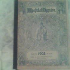 Apostolok naptara 1905
