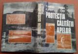 Protectia Calitatii Apelor - M. Negulescu, R.  Antoniu, G. Rusu, E. Cusa, Alta editura