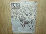 REVISTA SPORT NR:4  ANUL 1982  UNIVERSITATEA CLUJ