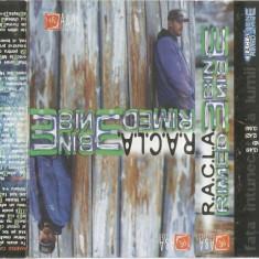 Vand caseta audio Racla-Rime De Bine, originala, raritate - Muzica Hip Hop a&a records romania, Casete audio