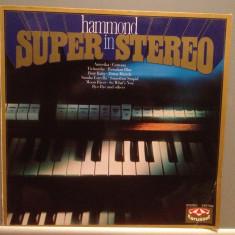 HAMMOND - SUPER in STEREO - POTPOURRI (1968/DEUTSCHE GRAMMOPHON/Germany) - VINIL - Muzica Dance