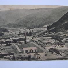 Carte postala Resita (Caras-Severin, Banat) RESICZA 1911 - Carte Postala Banat 1904-1918, Circulata, Printata
