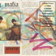 Vand caseta audio Bug Mafia-Intotdeauna Pentru Totdeauna, originala - Muzica Hip Hop mediapro music, Casete audio