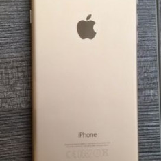 IPhone 6 Plus 16GB Gold،Ca nou - Telefon iPhone Apple, Auriu, Orange