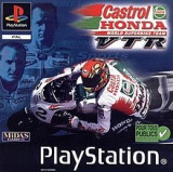 Castrol Honda VTR  - PS1 [Second hand], Multiplayer, Curse auto-moto, 3+