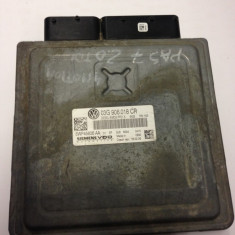 Calculator motor ECU VW Passat B6 Cod: 03g906018cr - ECU auto Valeo, Volkswagen