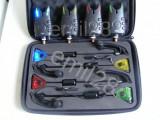 Set 4 Avertizori FL +  4 Swingere  MK3 cu  Penar de protectie buretat