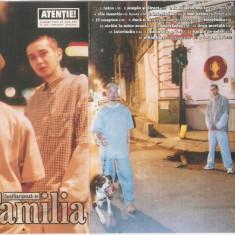 Vand caseta audio La Familia-Familiarizeaza-te, originala, raritate - Muzica Hip Hop cat music, Casete audio