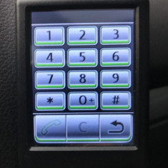Car kit Blaupunkt Touch adapter bluetooth vw original COD 3C0051435TA