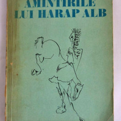 Amintirile lui Harap Alb - confabule, Iulian Neacsu, Editura Albatros 1983 - Roman