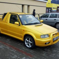Skoda felicia fun, An Fabricatie: 2000, Benzina, 200000 km, 1600 cmc