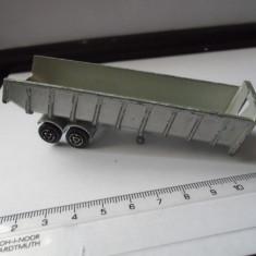 Bnk jc Majorette - remorca - 1/100 - Macheta auto
