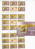 CENTENARUL TRAIAN VUIA 2006,MINISHEET + BLOC ,MNH ROMANIA ., Spatiu, Nestampilat