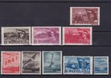 ROMANIA 1947 LP 217 -  1 MAI  SERIE MNH