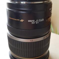 Canon EF-S 17-55 F2.8 USM IS - Obiectiv DSLR
