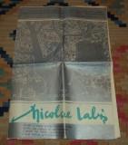 Revista omagiala Nicolae Labis ziarul Zori Noi Suceava 1965