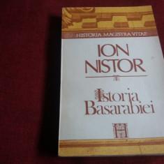 ION NISTOR - ISTORIA BASARABIEI - Carte Istorie