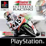 Castrol Honda Superbike Racing  - PS1 [Second hand], Multiplayer, Curse auto-moto, 3+