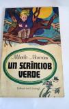 MIHAELA MONORANU - UN SCRANCIOB VERDE, Ed Ion Creanga 1983