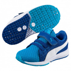 Pantofi sport copii PUMA Carson Runner Mesh VE V Inf - marime 20 - Adidasi copii