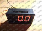 Voltmetru digital auto 12v 24v de panou NOU IEFTIN
