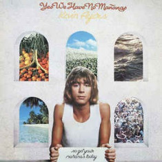 KEVIN AYERS (SOFT MACHINE) - YES WE HAVE NO MANANAS, 1976, CD