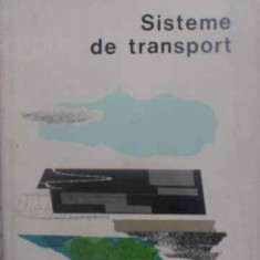 Sisteme De Transport - Gh. Turbut ,412702