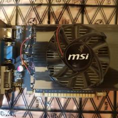 Placa video MSI GEFORCE GTX 630 1GB - Placa video PC Msi, nVidia