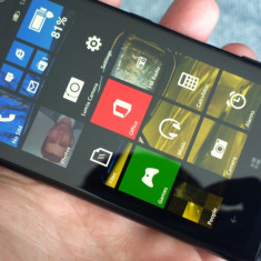 Nokia Lumia 1020 - Telefon mobil Nokia Lumia 1020, Negru, Neblocat