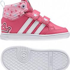 Pantofi sport copii ADIDAS HOOPS CMF MID INF - marime 27