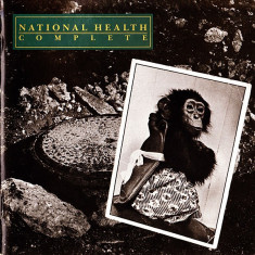 NATIONAL HEALTH (SOFT MACHINE) - COMPLETE ALBUMS, 1990, 2xCD, CD