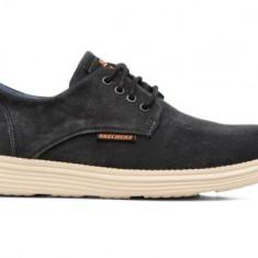 Pantofi sport barbati SKECHERS STATUS- BORGES - marime 41 - Adidasi barbati