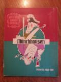 Munchhausen - Gottfried August, Eugen Taru / C7P