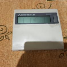 Telecomanda aer conditionat MITSUBISHI ELECTRIC, DE PERETE ORIGINALA, ( AC ), DUCT