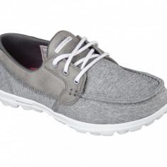 Pantofi sport femei SKECHERS ON-THE-GO HEADSAIL - marime 37.5 - Mocasini dama